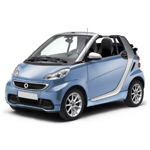451 fortwo servicing
